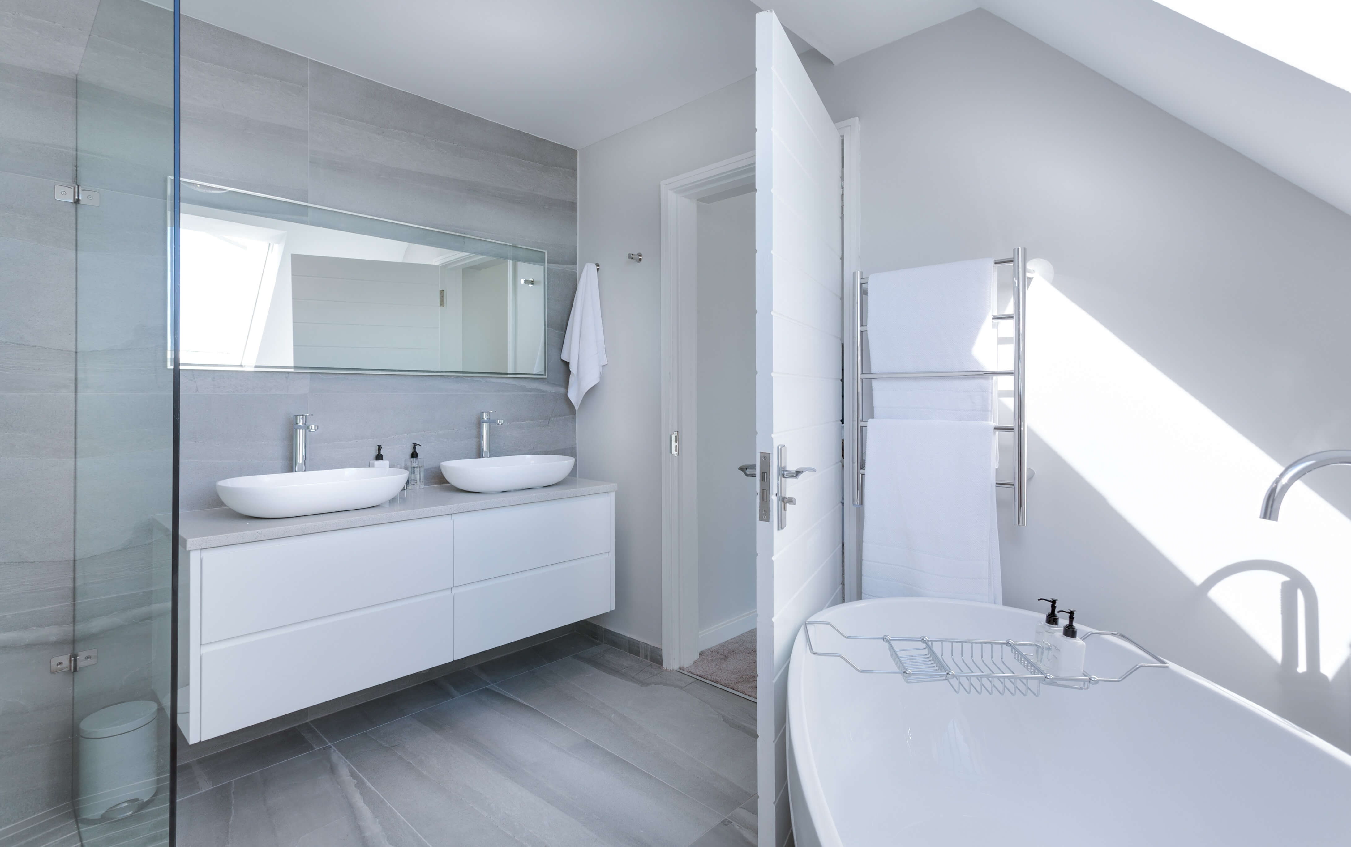 Cost of installing a bathroom suite