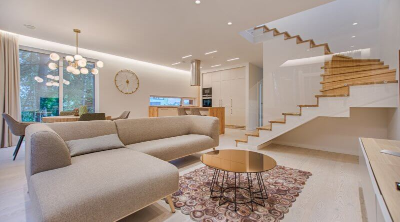 Space under the staircase