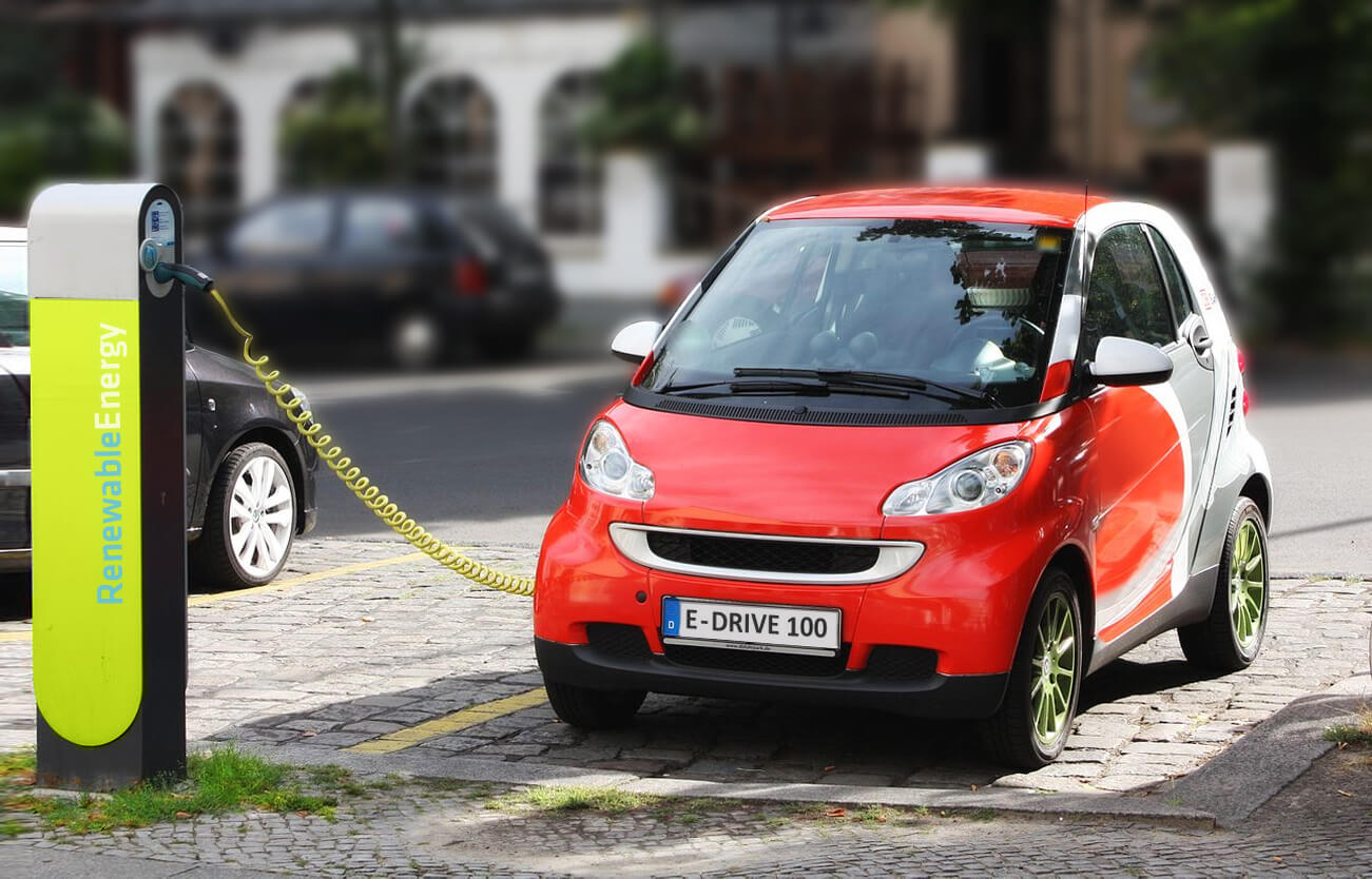 Electric car charging cost