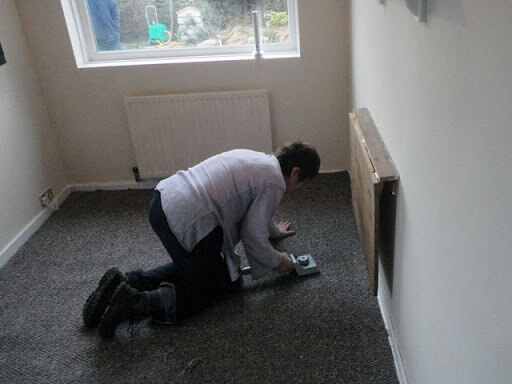 Cost of carpet fitting