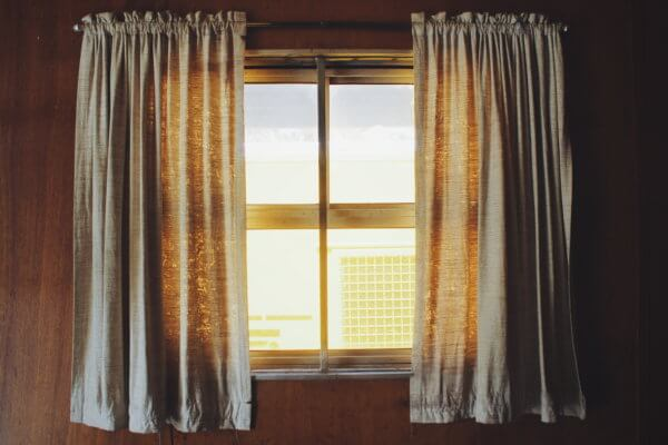 Clean Your Drapes