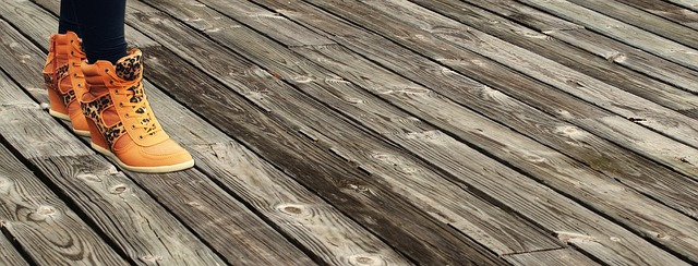Wooden Floorboard
