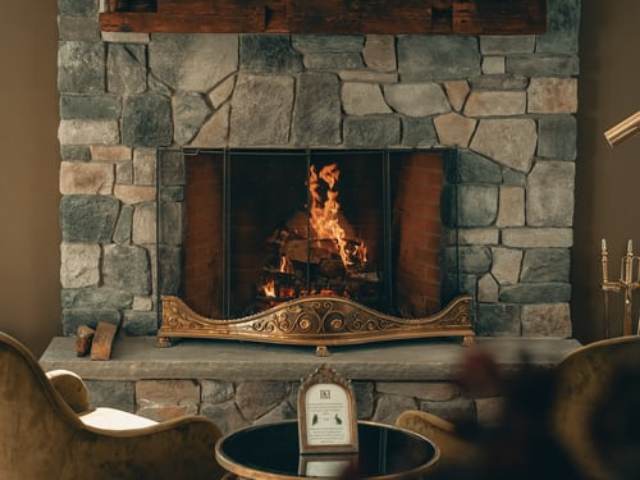 TV Fireplace